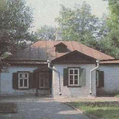 Музейный комплекс Чехова в Таганроге
